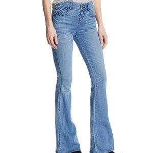 Habitual Harrison Ultra High Rise BellBottom Jeans